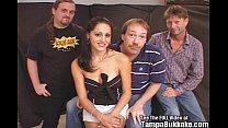 Sexy Stripper Slut Fucked by 3 Cocks! porn videos