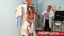 Gorgeous euro redhead babe Denisa Heaven at dir...
