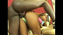 cock black fat a and chick Ebony