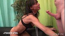 philippe dujonc premier casting anal pour cette mature