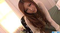 Smooth love making along perky tits Reira Aisaki porn videos