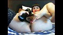 Roxxana has big tits & fistfuck her holes
