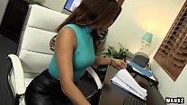Latina Isabella DeSantos Office Fuck porn videos