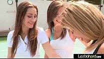 Sexy Hot Lesbians (Dani Daniels & Malena Morgan...