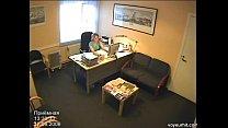 คลิปจากกล้องวงจรในห้องเจ้านายสาวเธอเรียกชายหนุ่มเข้ามาเย็ด