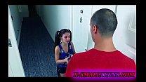 Sally Squirt - 1/4 Young innocent tiny teen schoolgirl gives deepthroat blowjob porn videos