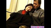 tai phim sex -xem phim sex Takako has hairy crack licked and rubbed