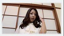 Japanese Mature Masturbates at Home - Satomi Su...