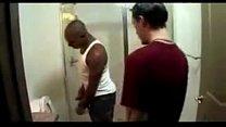 วันนี้เรามาอาบน้ำกัน ชายดำเย็ดชายผิวขาวเสียวแบบสุดยอดเอามาก