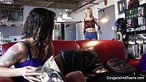 Как делать массаж попы девушке
