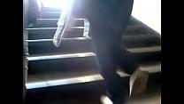 ladders in ass mature escaleras!!// subiendo madura de Culazo