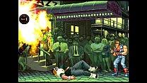 MUGEN Cammy vs Tower Gang thumbnail