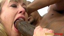 anal cock black nicole Adrianna