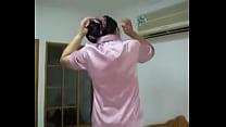 Chinese longhair girl  of Guinness porn videos