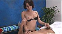 short black hair massage goddess