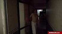 Sex in a Gay Bathhouse porn videos