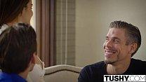 TUSHY First Double Penetration For Natasha Nice porn videos