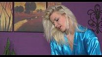Amazing blonde Annika Albright