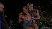 WapxTube.com Riding another man's cock on night cuckold dating