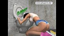1 freehope comic: 3d
