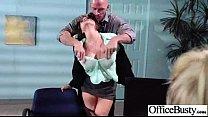 krissy lynn sex in office with big melon juggs slut girl clip 25