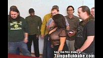 susie s gang bang bukkake party for tampa bukkake
