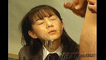 blowjob uncensored japanese 4/4 11 lesson highschool Bukkake