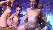 Spanish pornstars orgy