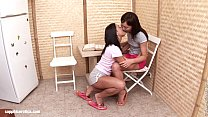 Kelsie and Mony from Sapphic Erotica have fun i...