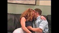 Videos de Sexo Ruiva gostosa levando piroca na xana arrombando a magrela no sofá