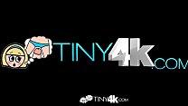 Tiny4K - Petite skater girl Aspen Reign with ho...
