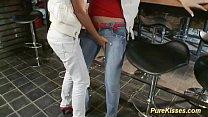 Порево взрослых волосатых лесбиянок