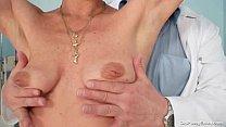 Skinny milf weird pussy fingering by gyno doctor porn videos