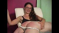 naughty slave spanked by lena