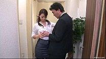 Japanese slut Maki Hojo sucks big cocks like a super whore porn videos