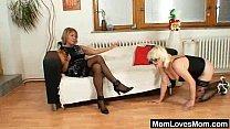 Син трахют маму на жопу
