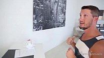 Lucky Guy Passed The Test - MEGAN RAIN porn videos