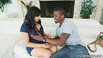 Sexy Asian goes black thumbnail