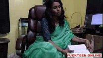 Hot Indian Sex Teacher on Cam - fuckteen.online thumbnail