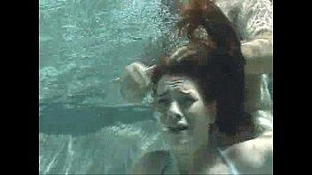 Underwater blowjob video