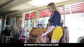 MyBabySittersClub - Hot Baby Sitter Craves Big ... | Video Make Love