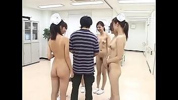 退院がきまったらナースたちが全裸になってお神輿してくれたよ!  素人  の画像