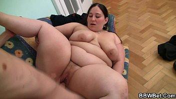 Big boobs plumper seduces married guy 1