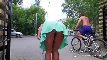 Street UpSkirt | Video Make Love