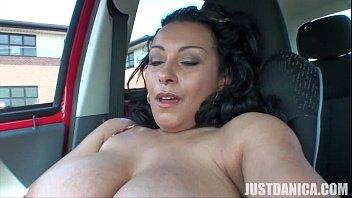 Danica collins (donna ambrose) plays in car 2