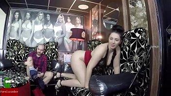 Pamela, jesús, ana marco y erick follando en el mismo sofá.gui011