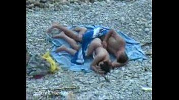 quay lén địt nhau ngay tại bãi biển