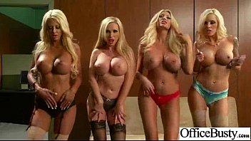 Sex on cam with busty horny office slut girl (courtney nikki nina summer) clip-11