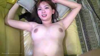 Naked woman having fucking orgasm screaming