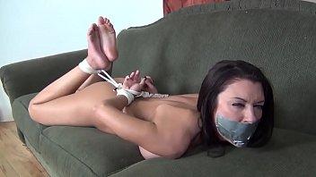 Hardcore tied up sex